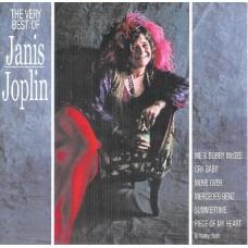 "CD JANIS JOPLIN ""THE VERY BEST OF"""