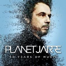 "CD JEAN-MICHEL JARRE ""PLANET JARRE. 50 YEARS OF MUSIC"" (2CD)"
