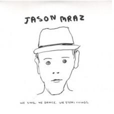 "LP JASON MRAZ ""WE SING. WE DANCE. WE STEAL THINGS"" (2LP)"