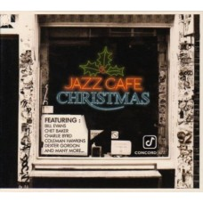 "CD ""JAZZ CAFE CHRISTMAS"""
