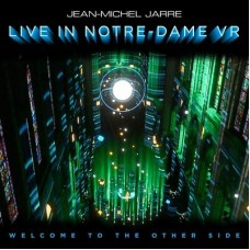 """LP JEAN-MICHELE JARRE """"WELCOME TO THE OTHER SIDE. LIVE IN NOTRE-DAME VR"""""""