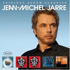 """CD JEAN-MICHEL JARRE """"ORIGINAL ALBUM CLASSICS"""" (5CD)"""