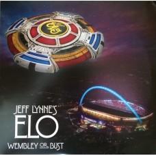 "LP JEFF LYNNE'S ELO ""WEMBLEY OR BUST"" (3LP)"
