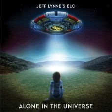 "CD JEFF LYNNES'S ELO ""ALONE IN THE UNIVERSE"""