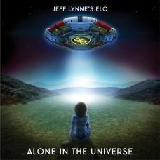"CD JEFF LYNNES'S ELO ""ALONE IN THE UNIVERSE"""