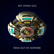 """LP JEFF LYNNE'S ELO """"FROM OUT OF NOWHERE"""""""