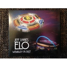 "CD JEFF LYNNES'S ELO ""WEMBLEY OR BUST"" (2CD)"