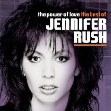 """CD JENNIFER RUSH """"THE POWER OF LOVE. THE BEST OF"""""""