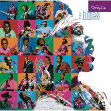 "CD JIMI HENDRIX ""BLUES"""