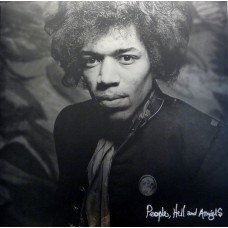 """LP JIMI HENDRIX """"PEOPLE, HELL AND ANGELS"""" (2LP)"""