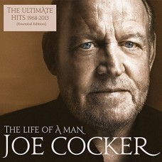 "LP JOE COCKER ""THE LIFE OF A MAN. THE ULTIMATE HITS 1968-2013"" (2LP)"
