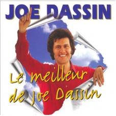 "CD JOE DASSIN ""LE MEILLEUR DE JOE DASSIN"""
