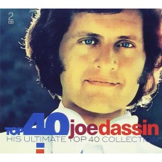 "CD JOE DASSIN ""TOP 40. HIS ULTIMATE TOP 40 COLLECTION"" (2CD)"