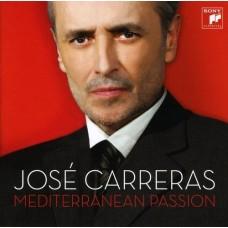 "CD JOSE CARRERAS ""MEDITERRANEAN PASSION"""