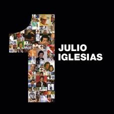 """CD JULIO IGLESIAS """"1"""" (2CD)"""