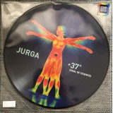 "LP JURGA ""+37 (GOAL OF SCIENCE)"" PICTURE DISK"