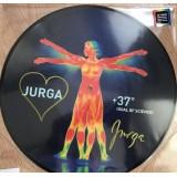 "LP JURGA ""+37 (GOAL OF SCIENCE)"" PICTURE DISK (SU PARAŠU)"