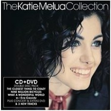 "CD KATIE MELUA ""THE KATIE MELUA COLLECTION"" (CD+DVD)"