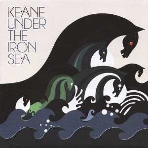 "CD KEANE ""UNDER THE IRON SEA"""