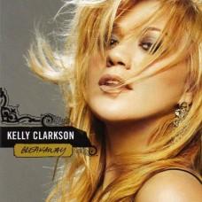 """CD KELLY CLARKSON """"BREAKAWAY"""""""