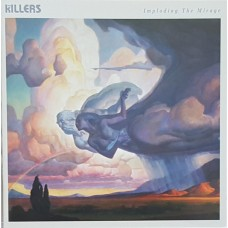 """CD THE KILLERS """"IMPLODING THE MIRAGE"""""""