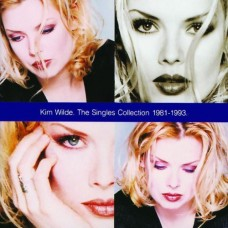 """CD KIM WILDE """"THE SINGLES COLLECTION 1981-1993"""""""