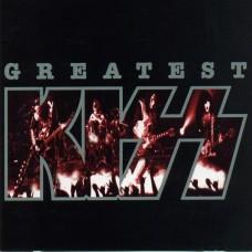 """CD KISS """"GREATEST KISS"""""""