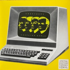 "LP KRAFTWERK ""COMPUTER WORLD"" YELLOW VINYL"