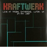 """LP KRAFTWERK """"LIVE AT TRIBAL GATHERING, LUTON, UK 24 MAY 1997"""""""