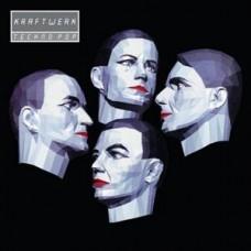 """LP KRAFTWERK """"TECHNO POP"""""""