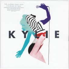 """CD KYLIE MINOGUE """"THE ALBUMS 2000-2010"""""""