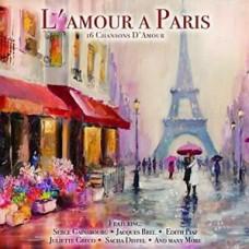 LP L'AMOUR A PARIS