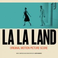 """CD OST """"LA LA LAND"""" ORIGINAL MOTION PICTURE SCORE"""