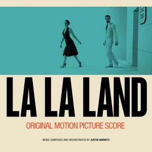 "CD OST ""LA LA LAND"" ORIGINAL MOTION PICTURE SCORE"