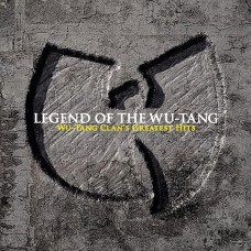 "CD WU TANG CLAN ""LEGEND OF WU-TANG CLAN: WU TANG CLAN'S GREATEST HITS"""