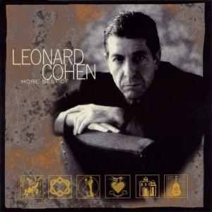 """CD LEONARD COHEN """"MORE BEST OF"""""""