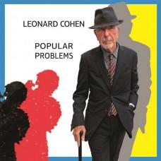 "LP LEONARD COHEN ""POPULAR PROBLEMS"" ***** PAŽEISTA POLIGRAFIJA"