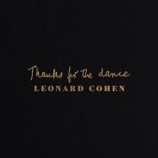 """LP LEONARD COHEN """"THANKS FOR THE DANCE"""""""