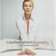 """CD LISA STANSFIELD """"BIOGRAPHY. THE GREATEST HITS"""""""