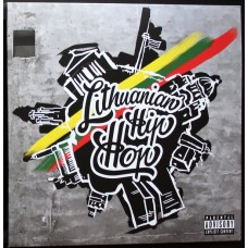 "LP ""LITHUANIAN HIP HOP"""