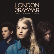 "CD LONDON GRAMMAR ""TRUTH IS A BEAUTIFUL THING"""