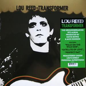 """LP LOU REED """"TRANSFORMER"""""""