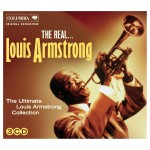 """CD LOUIS ARMSTRONG """"THE REAL... LOUIS ARMSTRONG"""" (3CD)"""