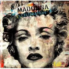 """CD MADONNA """"CELEBRATION"""""""