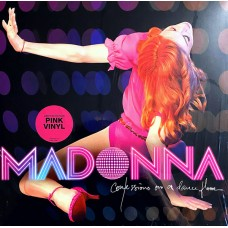 "CD MADONNA ""CONFESSIONS ON A DANCE FLOOR"""