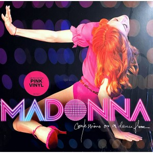 """CD MADONNA """"CONFESSIONS ON A DANCE FLOOR"""""""