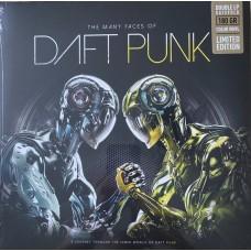 "LP VARIOUS ARTISTS ""MANY FACES OF DAFT PUNK"" (2LP)"
