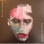 "LP MARILYN MANSON ""WE ARE CHAOS"""