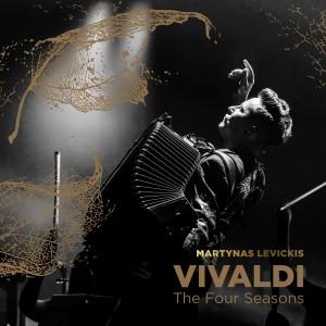 "LP MARTYNAS LEVICKIS ""VIVALDI. THE FOUR SEASONS"""