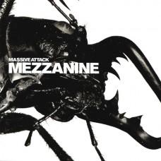 """CD MASSIVE ATTACK """"MEZZANINE XX"""" (2CD)"""